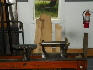 Lathe restoration Larry L15