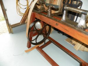 Lathe restoration Larry L17